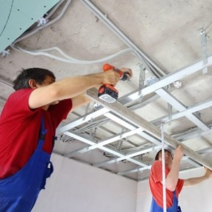 Installer un faux plafond avec Gyproc
