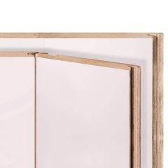 Panneaux MDF pour Plafond Panidur SharpClick 1390 x 295 x 10 mm | 8 plaques