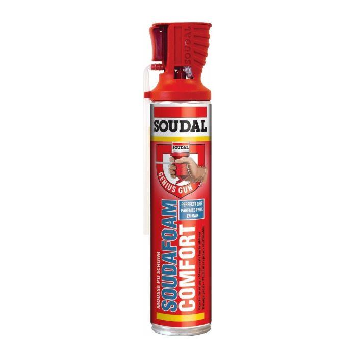 Soudal Soudafoam Comfort PU-Schuim 600ml 123777