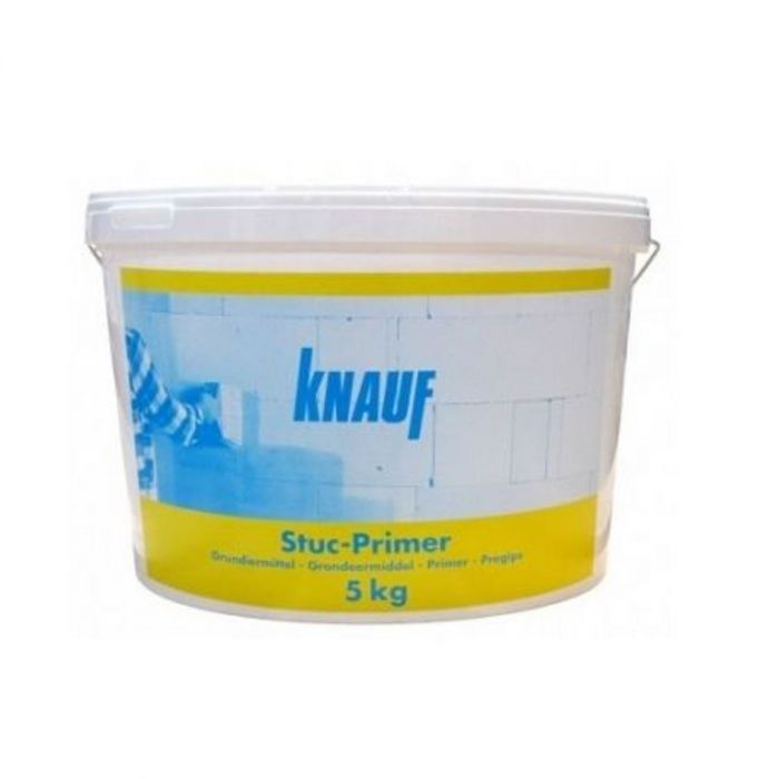 Knauf Stuc-Primer Geel 5kg 7913