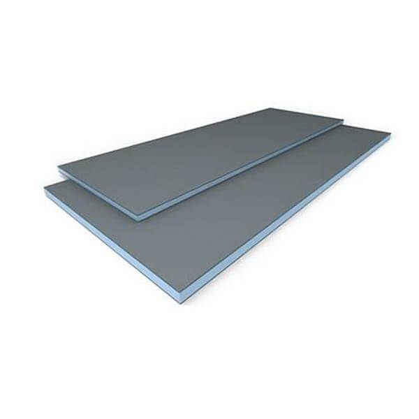 Plaque de construction XL Wedi 2,5 m x 0,9 m x 12,5 mm