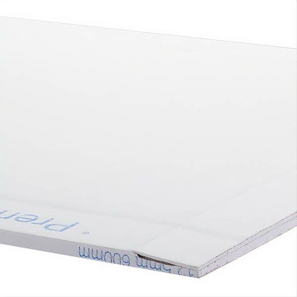 Plaque de plâtre Gyproc Activ'Air ABA de 2,6 m x 1,2 m x 12,5 mm