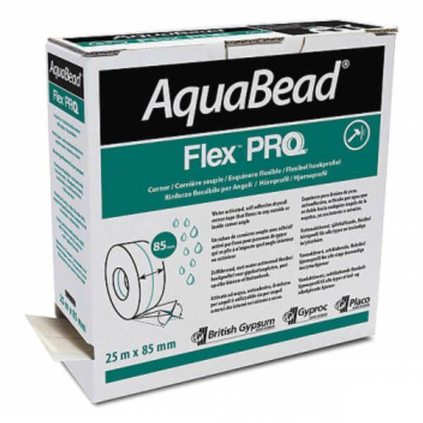 Profilé Gyproc Aquabead Flex Pro 25 m