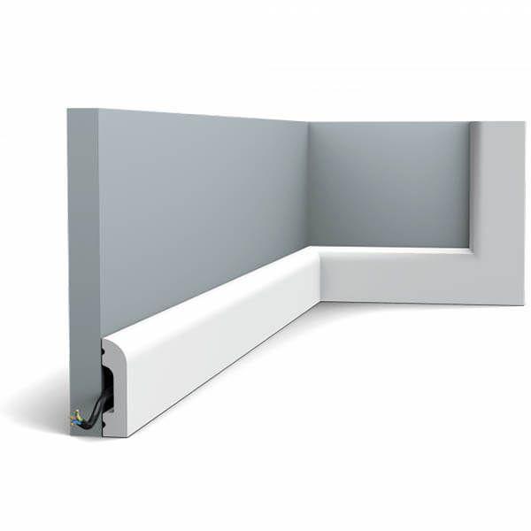 Orac Decor Plinthe SX182 Cascade 50mm x 13mm x 2m
