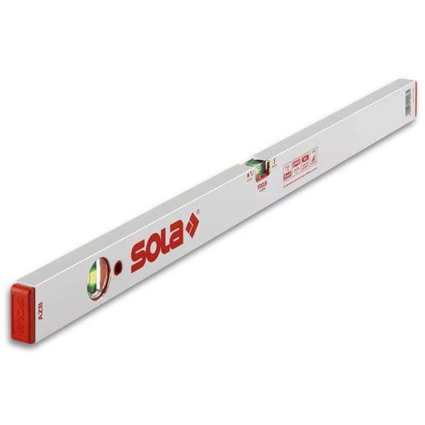 Niveau à bulle Sola AZB en aluminium de 80 cm de long