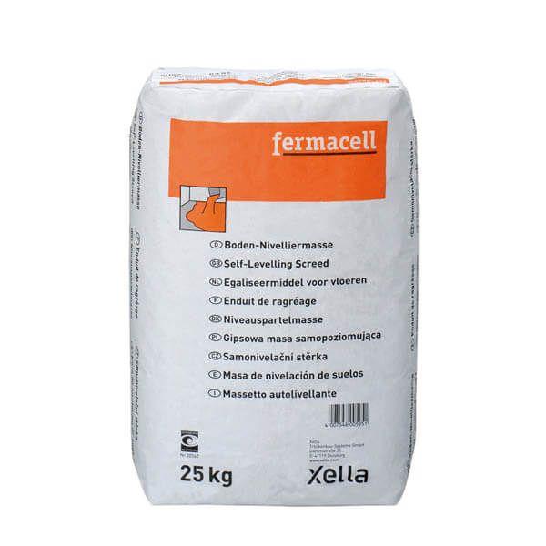 Fermacell Enduit Ragréage Sols 25 kg