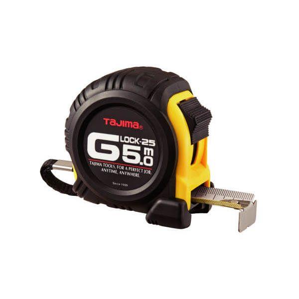 Mètre ruban Tajima G-Lock de 5 m x 25 mmm