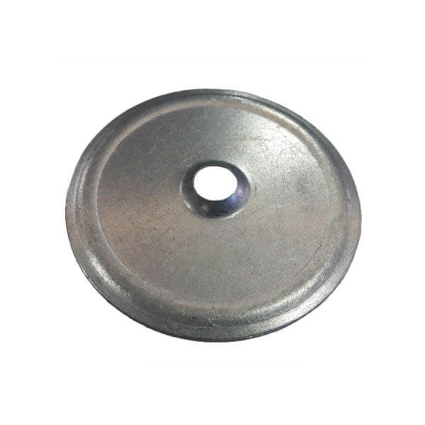 Rondelles d'isolation galvanisées de 70 mm 200pces/boîte