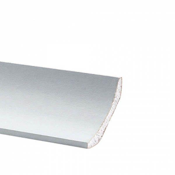 Moulure décorative en plâtre Gyproc Gypcove Mini 100 mm de 2 m x 85 mm x 67 mm