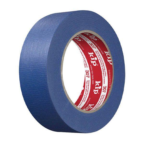 Ruban de masquage Kip Masking Tape 307 bleude | 50 m x 36 mm
