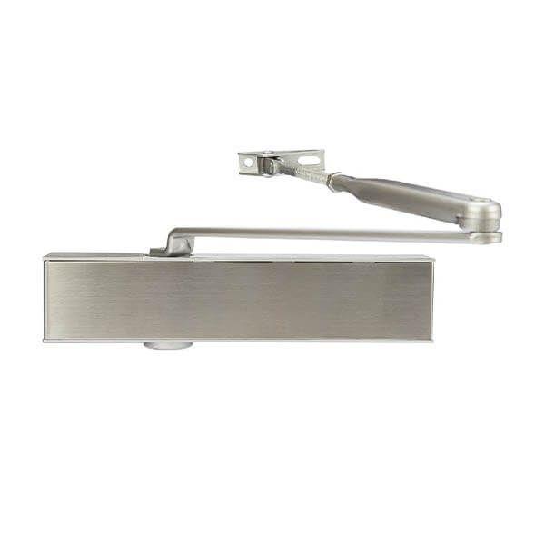 Door-Tech Ferme-Porte TS20 Montage Inclus Bras Articulé