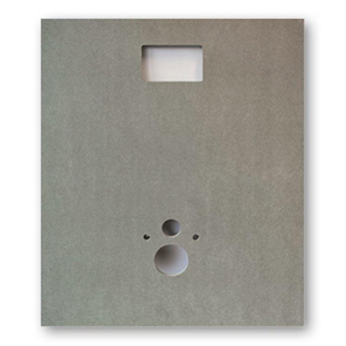 MDF hangtoilet waterwerende plaat 1,2mx1mx18mm