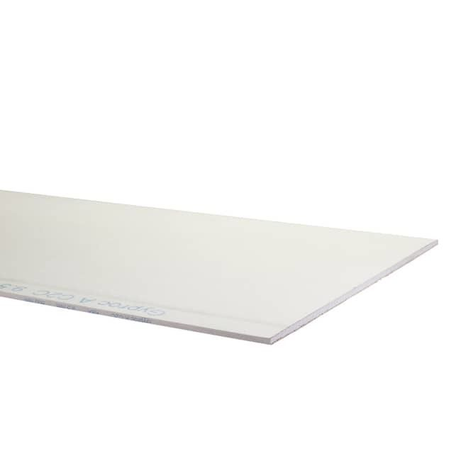 Gyproc gipsplaat 2,6mx0,6mx9,5mm ABA G100628