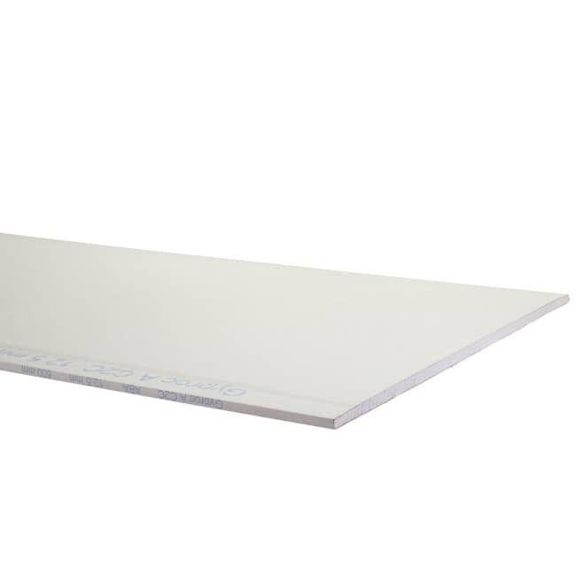 Plaque de plâtre Gyproc ABA de 3 m x 0,6 m x 12,5 mm