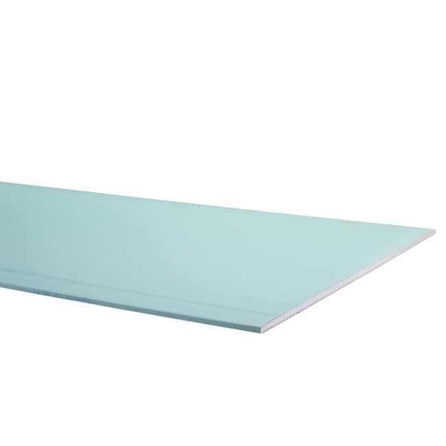 Gyproc waterwerende gipsplaat 2,6mx0,6mx9,5mm ABA G100676