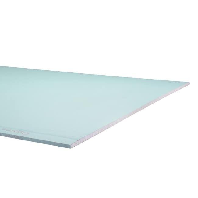 Gyproc waterwerende gipsplaat 2,6mx1,2mx12,5mm ABA G121627