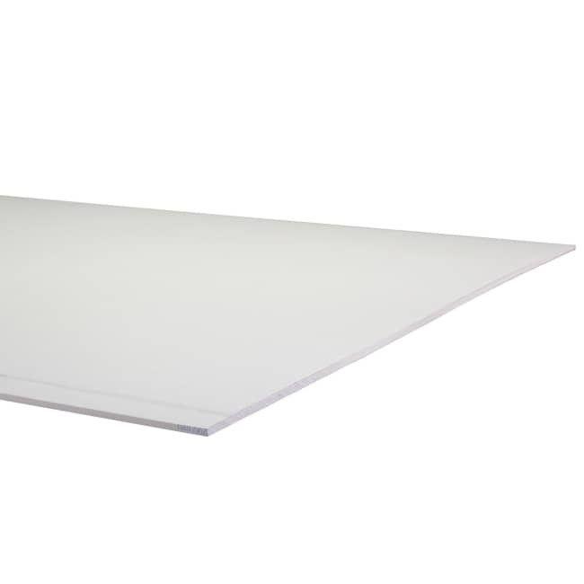 Plaque de plâtre Gyproc ABA de 2 m x 1,2 m x 12,5 mm