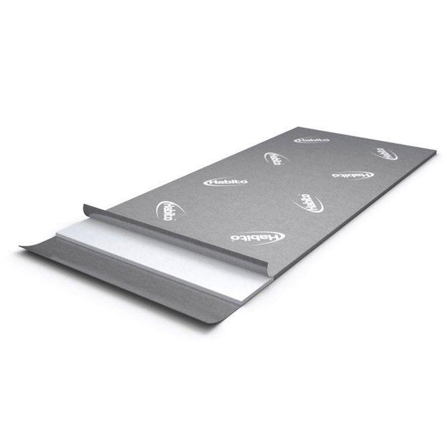 Gyproc Habito Gipsplaat Grijs 3mx1,20mx12,5mm G132092