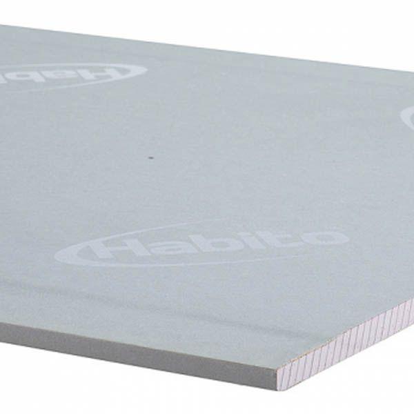 Plaque de plâtre Gyproc Habito® Hydro de 3m x 1,2m x 12,5 mm