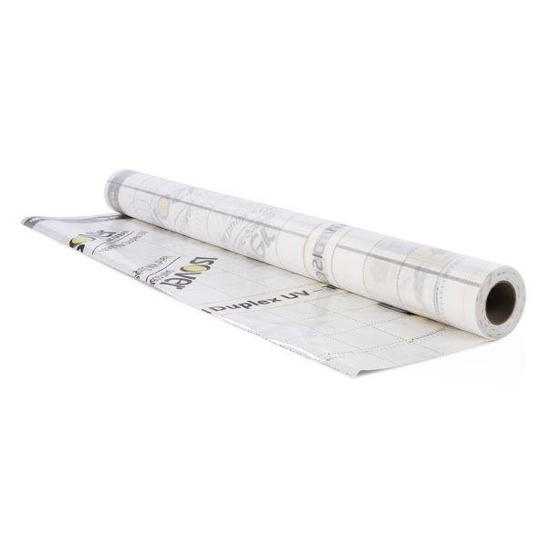 Pare-vapeur Isover Vario® KM Duplex de 40 m x 1,5 m