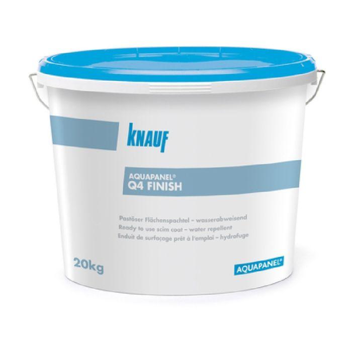 Knauf Aquapanel Indoor Q4 Finish 20Kg 82637