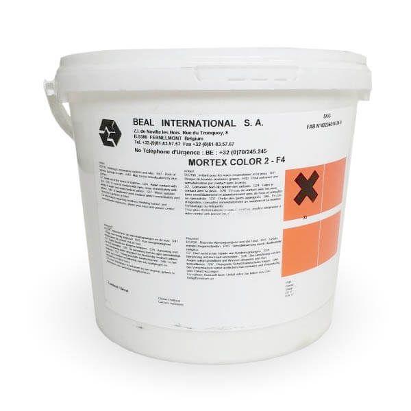 Beal Mortex Color 2 - F4 Basis en poudre 5 kg