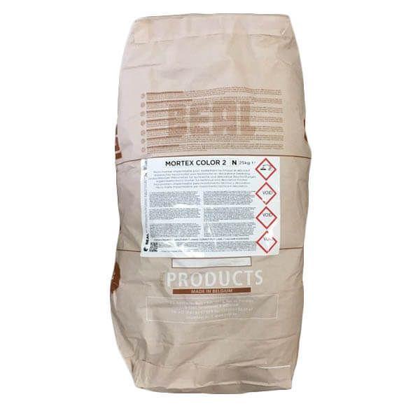 Beal Mortex Color 2 - N Basis en poudre 25 kg