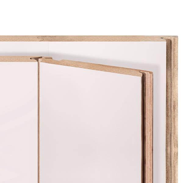 Panneau MDF pour Parois Panidur SharpClick 2780 x 600 x 10 mm