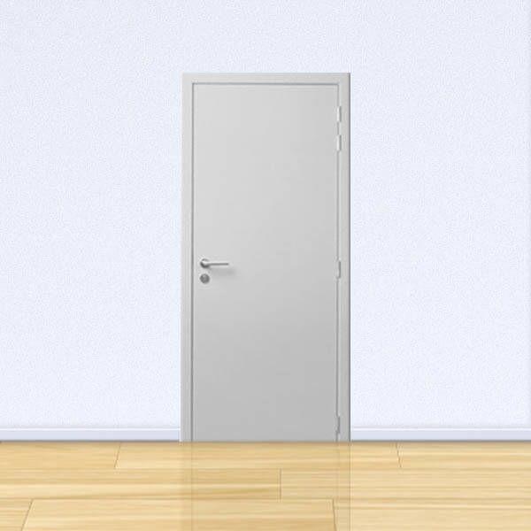 Porte Intérieure Door-Tech | RF0 | 2115 x 930 mm | Gauche | Avec Serrure à Clé