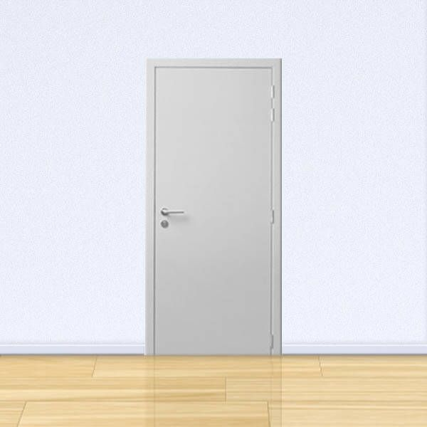 Porte Intérieure Door-Tech | RF0 | 2015 x 780 mm | Gauche | Avec Fermeture pour Toilette