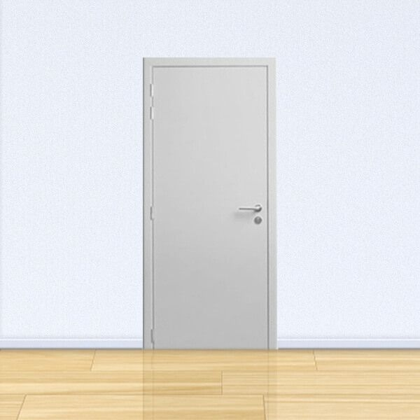 Porte Intérieure Door-Tech | RF0 | 2115 x 780 mm | Droite | Avec Serrure à Clé