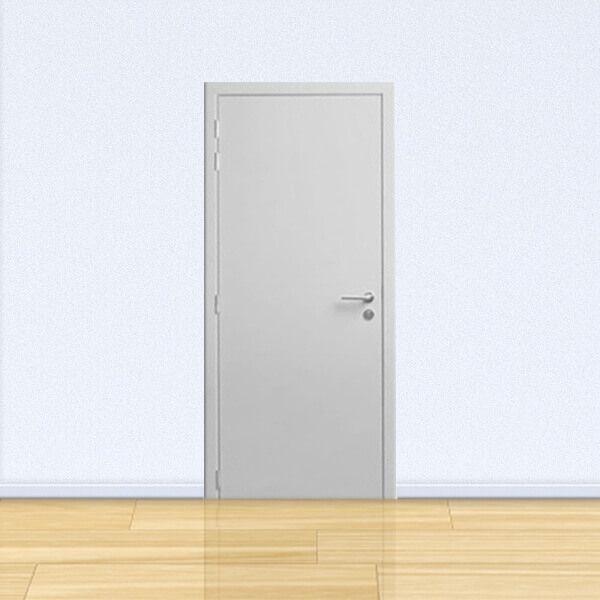 Porte Intérieure Door-Tech   RF0   2015 x 780 mm   Droite   Avec Serrure à Clé