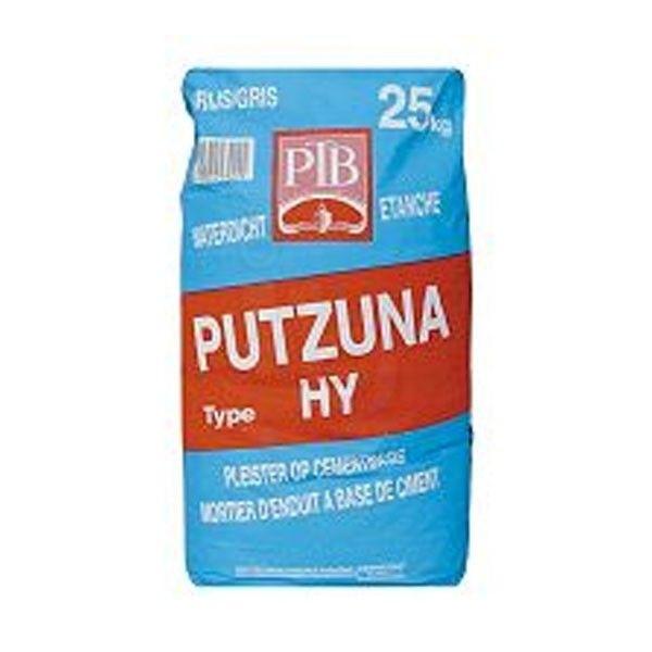 PTB Putzuna HY 25kg Grijs