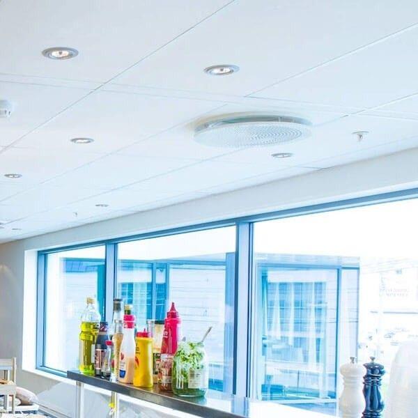 Rockfon Hydroclean 12 Plafondpaneel 1200x600x20mm