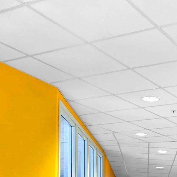 Rockfon Pallas Plafondpaneel A15/A24 600x600x20mm