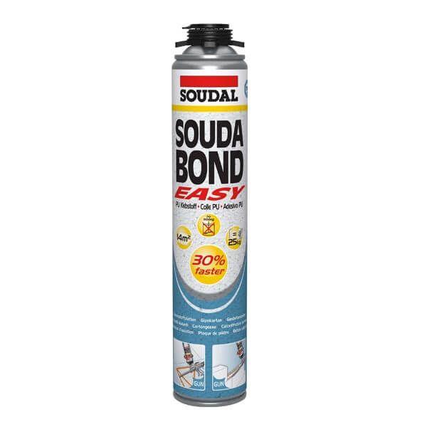 Soudal Soudabond Easy à visser 0,75L
