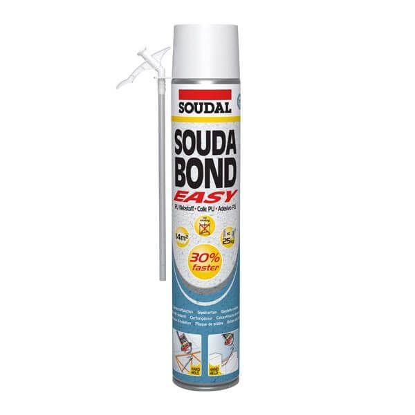 Soudal Soudabond Easy 0,75L Bombe