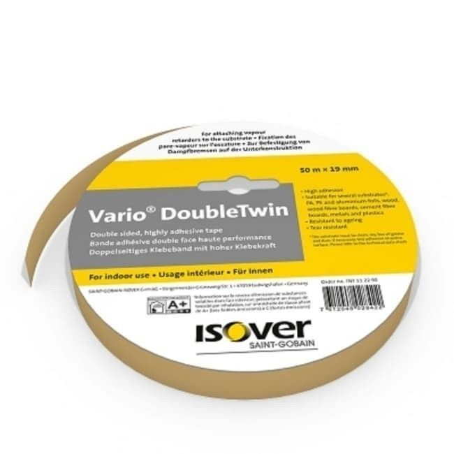 Isover Vario® DoubleTwin 50 m x 19 mm