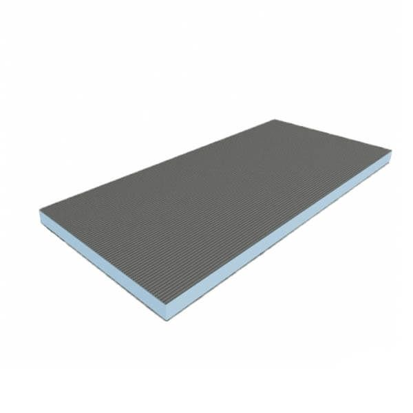 Plaque de construction Wedi de 1,25 m x 0,6 m x 6 mm