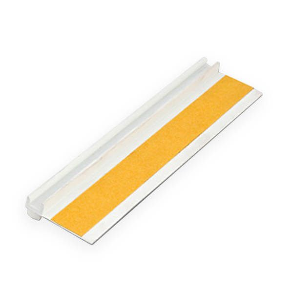 Wilmar Profilé Jonction PVC 2,4 m x 9 mm