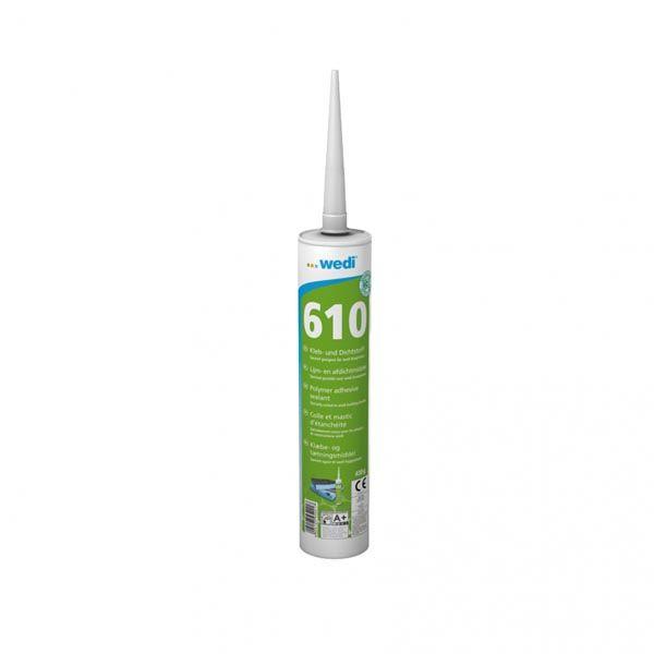 Wedi 610 Colle polymère 310 ml