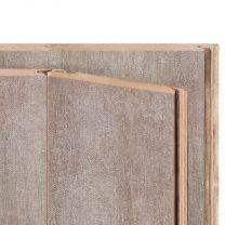 Panneaux MDF pour Plafond Panidur Plano Celafu Grey