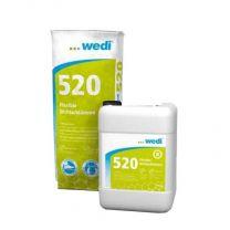 Wedi 520 Badigeon d'étanchéité élastique (à 2 composants) | 20 kg + 10 L