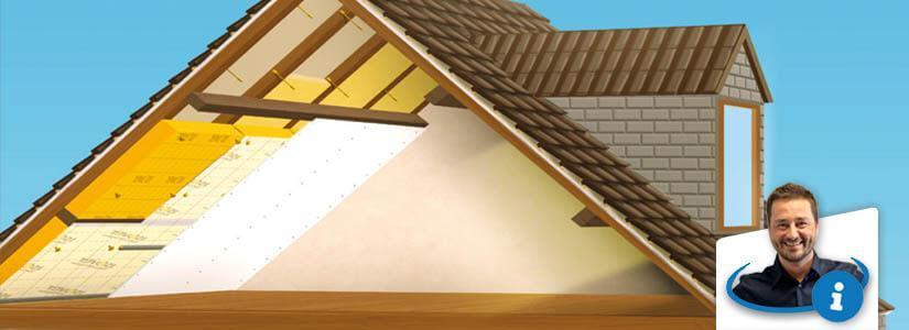 Conformez-vous à la norme d'isolation des toitures