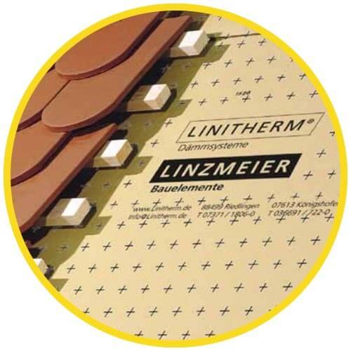 Isolation Toiture avec panneaux PIR de Linitherm