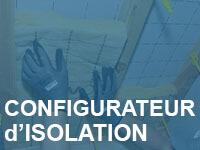 configurateur isolation