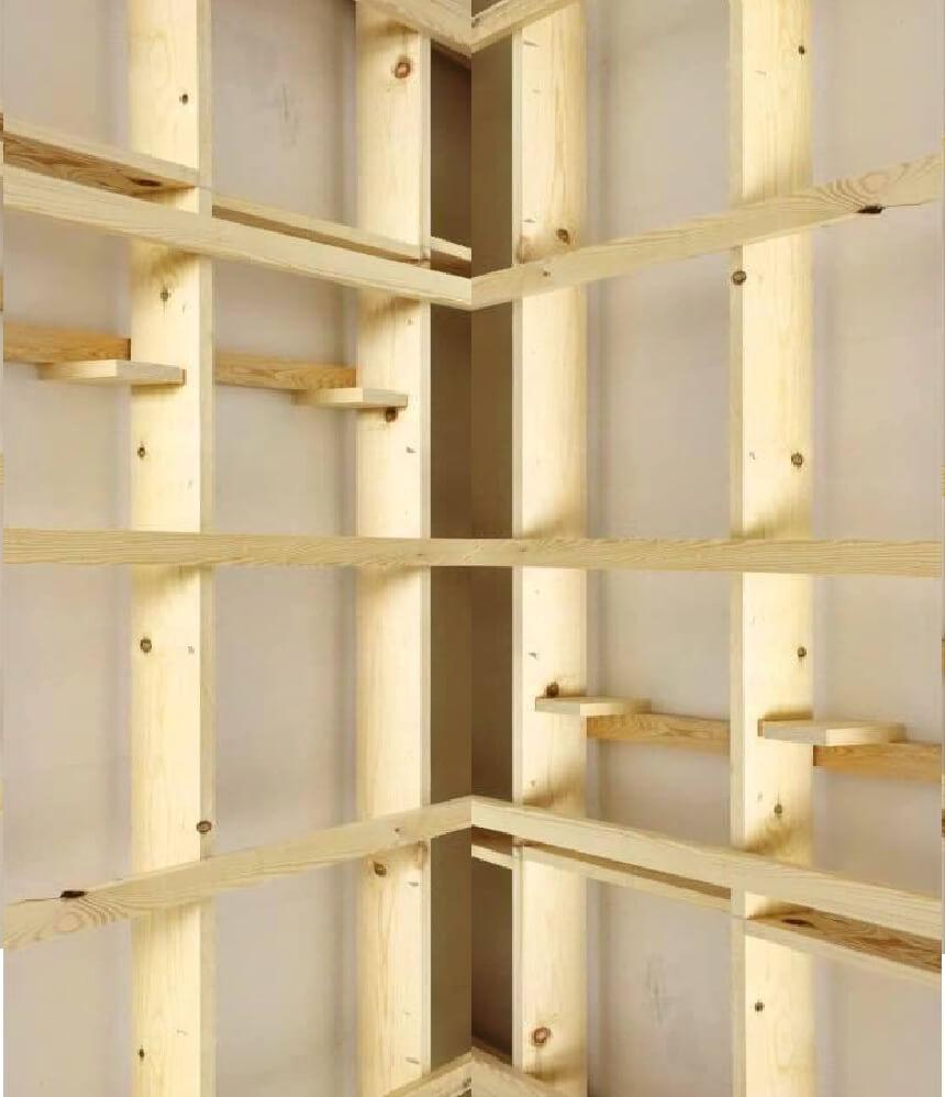 Lattes Plafond