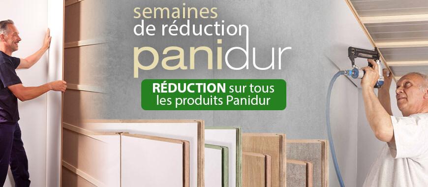 Semaines de reduction Panidur