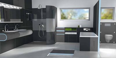 Application Salles de bains