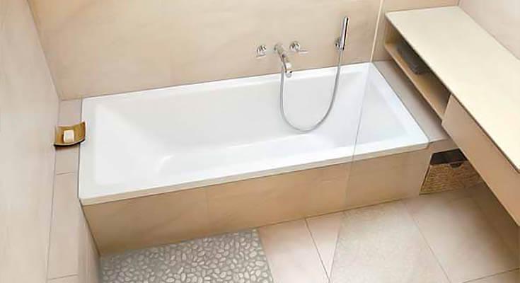 Habillage de baignoire Wedi